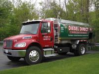 The first ever hybrid fuel truck