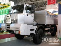 New agriculture Ural truck