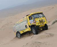 Rally Raid Dakar - Stage 9. No chances for Tatra to be leader anymore