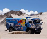 Rally Raid Dakar - Stage 10. Chagin regains the lead in the general standings