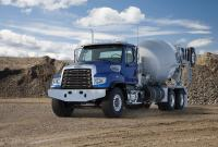 New mixer truck Freightliner 114SD SFA