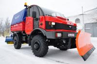 The new russian truck brand - Silant!