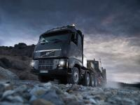 Volvo has showed the truck could carry more than 200 tons