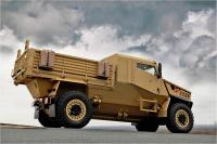 New versions of armored trucks Ocelot