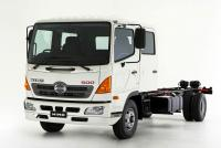 Hino introduces new 500 series models