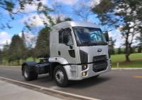 Official information about new Ford Cargo 2012