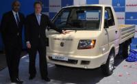 The first joint development of Ashok Leyland and Nissan