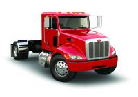 Extended day cab for Peterbilt trucks