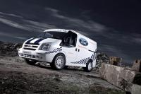 Заряженный Ford Transit SuperSportVan
