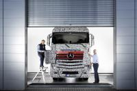 Mercedes-Benz Actros Previewed