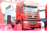 Auto Shanghai 2011: Updated long-haul truck Dongfeng Balong