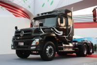 Auto Shanghai 2011: Bonneted crockodile DongFeng