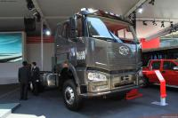 Auto Shanghai 2011: All-wheel drive for FAW J6 tractor