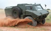 IDET 2011 - BAE Systems has showed armored vehicle for Canada