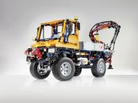 Mercedes and LEGO celebrates 60th Jubilee of the Unimog