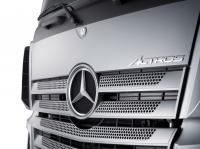 И еще о Mercedes-Benz Actros MP4