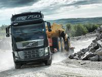 Volvo celebrates 16-litre engine's 25th anniversary with presentation of 750 hp truck