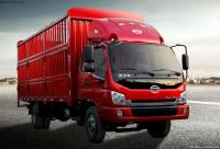 Chinese Skat for city deliveries by Lifan Company