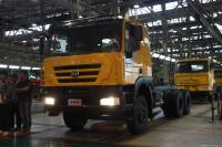 SAIC-IVECO HONGYAN start producing of new range KingKan
