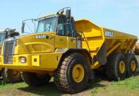 More power for heavy articulated trucks Bell Mark 7