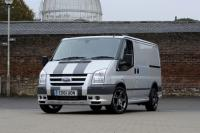 Ford unvieled new limited series of Transit SportVan