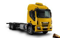 Brazilian Iveco Tector received high roof, new interior and new engines