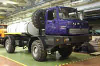 Ural extends the range of agriculture trucks