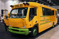 Trans Tech is going to produce electric school busses based on Smith trucks