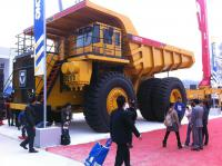 BICES 2011: XCMG presented the first China electric dump truck