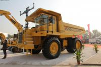 BICES 2011: Chery has presented 48-ton mine dump truck QRZ48