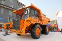 BICES 2011: Newest mine dump truck TRXBUILD D45
