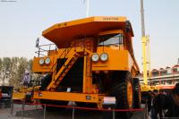 BICES 2011: The first mine dump truck LiuGong