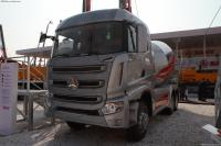 BICES 2011: Sany has shown conceptual mixer truck
