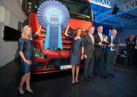 New Mercedes-Benz Actros is the Truck of the Year 2012
