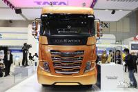 Daewoo has presented concept truck Prima Bling at the autoshow in Seoul