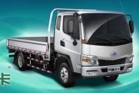 Chery has officially presented light truck 开瑞 (Dirks)