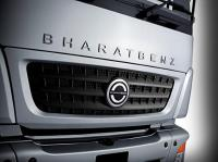 First shoots of Indian trucks BharatBenz