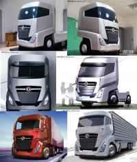 What will be Chinese trucks of near future?