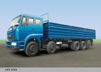 Auto Expo 2012: TATA Motors launches their first 5-axle rigid truck