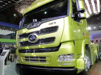 Auto Expo 2012: AMW has shown the new generation of heavy trucks