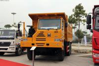 XCMG has added a mine dump truck to its range