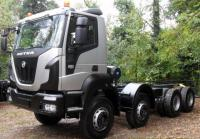 Astra has presented a new generation of heavy trucks