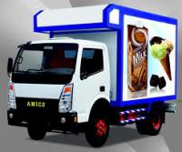 The update for Iranian light trucks AMICO