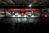 BharatBenz has presented officially its model range