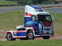 Ford Cargo of the latest generation became the Pace Truck of Brazilian Formula Truck championship