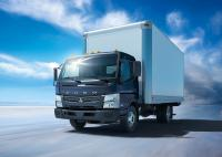 Mitsubishi Fuso Introduces New 2013 Model-Year FUSO Canter Work Trucks