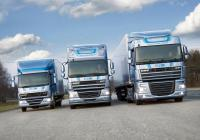 DAF will show full ATe lineup at the Bedrijfsauto RAI 2012