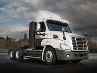 MATS 2012: Freightliner presented Cascadia model with natural gas technology