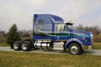 MATS 2012: Western-Star presented its new custom graphics package
