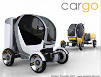 Design: Flexible city delivery truck CarGo